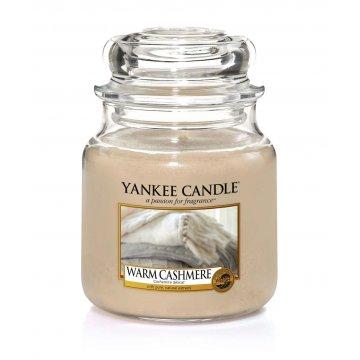 cachemire delicat jarre yankee candle