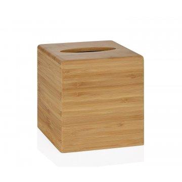 funda para panuelos cuadrada de bambu natural2