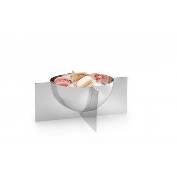 240021 FLEURON Schale mit Ständer Deco