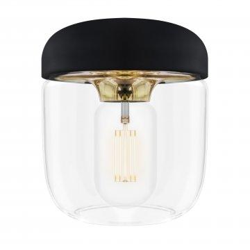 UMAGE packshot 2082 Acorn black polished brass high res