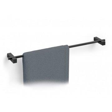 CARVO držák na osušky, šířka 67 cm, černý - ZACK