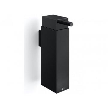 LINEA dávkovač tekutého mýdla, závěsný, černý - ZACK
