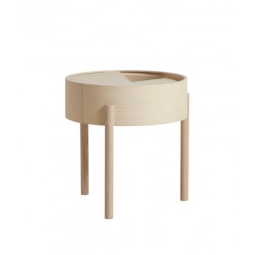 Arc side table ash