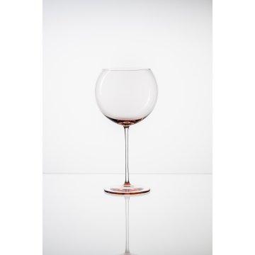 Sklenice na víno růžová  - Lukáš Houdek
