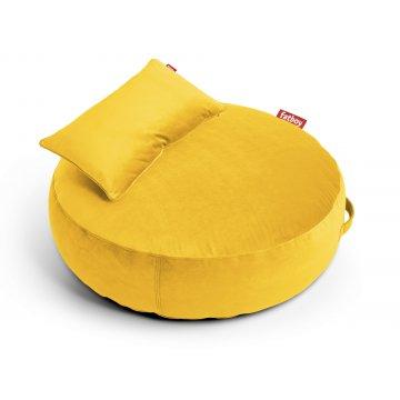 Fatboy pupillow velvet maize yellow JPG RGB
