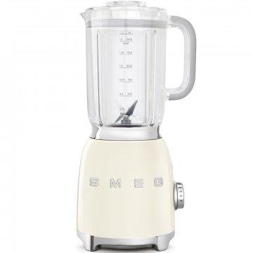 50's Retro Style blender 1,5l plastová nádoba krémový - SMEG