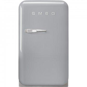 50's RS minibar (A+++) 34l otv.pravé 74x40 cm stříbrný - SMEG