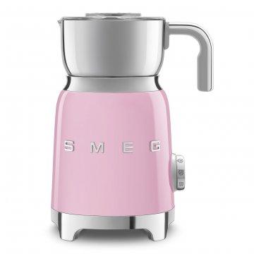 50's Retro Style šlehač mléka 1,5l růžový - SMEG