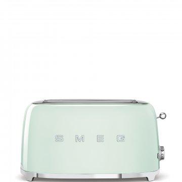 50's Retro Style toustovač P2x2 pastelově zelený 1500W - SMEG
