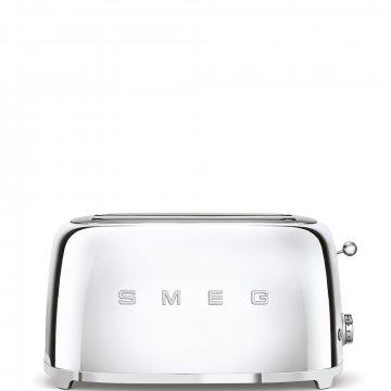 50's Retro Style toustovač P2x2 chromový 1500W - SMEG