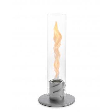 Stolní krb / lucerna se spirálovým ohněm SPIN 120, šedá - Höfats