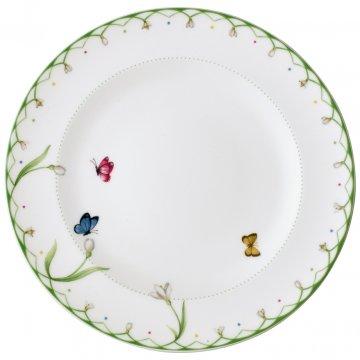 Plochý talíř, kolekce Colourful Spring - Villeroy & Boch