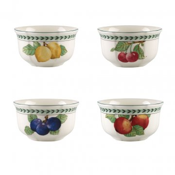Miska, set 4ks, kolekce French Garden Modern Fruits - Villeroy & Boch