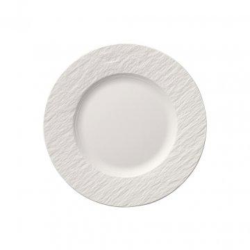 Dezertní talíř, kolekce Manufacture Rock blanc - Villeroy & Boch