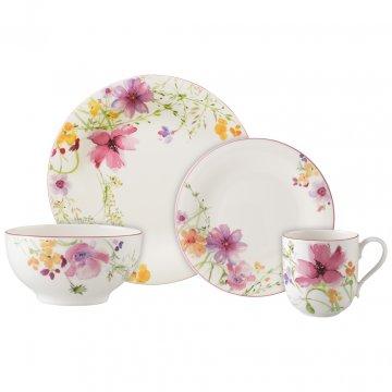 Sada nádobí, 8ks, kolekce Mariefleur Basic - Villeroy & Boch