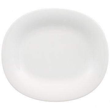 Oválný salátový talíř, kolekce New Cottage Basic - Villeroy & Boch