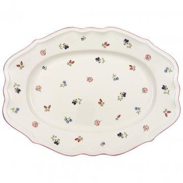 Oválný servírovací talíř, kolekce Petite Fleur - Villeroy & Boch
