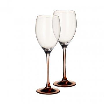 Sklenice na bílé víno Goblet, set 2ks, kolekce Manufacture Glass - Villeroy & Boch