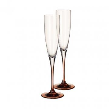 Flétny na šampaňské, set 2ks, kolekce Manufacture Glass - Villeroy & Boch