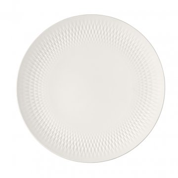 Servírovací talíř, kolekce Manufacture Collier blanc - Villeroy & Boch