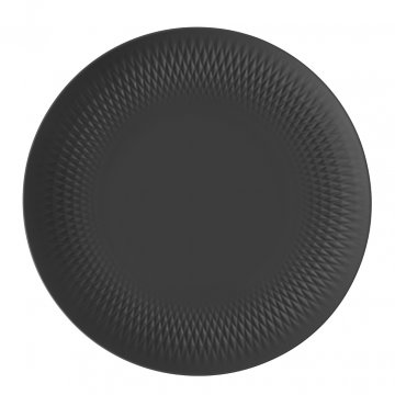 Servírovací talíř, kolekce Manufacture Collier noir - Villeroy & Boch