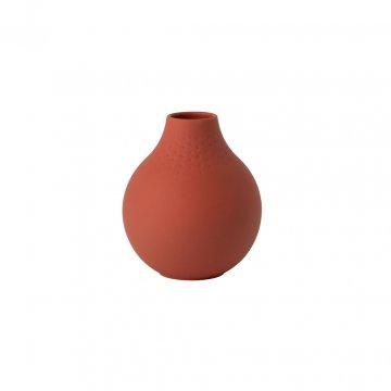 Váza Perle, malá, kolekce Manufacture Collier terre - Villeroy & Boch