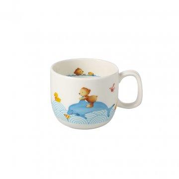 Dětský hrnek s uchem, malý, kolekce Happy as a Bear - Villeroy & Boch