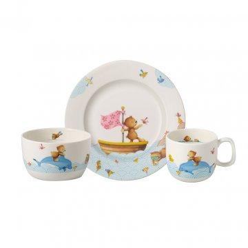 Dětská sada, 3ks, kolekce Happy as a Bear - Villeroy & Boch