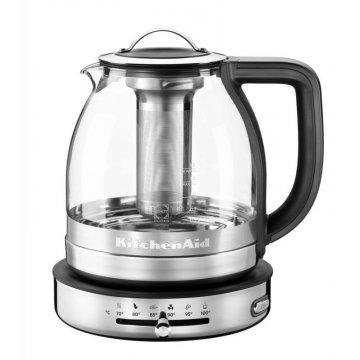 Artisan Varná konvice na čaj 1,5l skleněná - KitchenAid