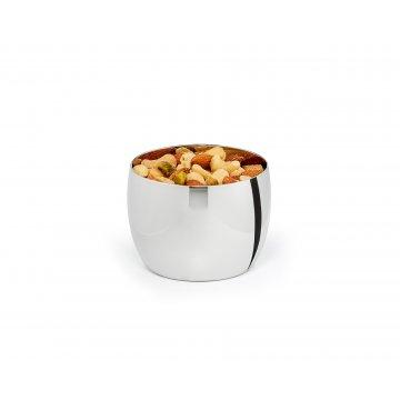 Nerezová miska na ořechy COPPETTA