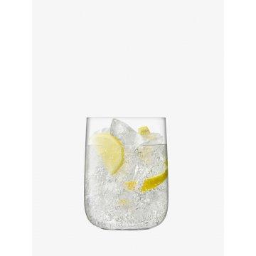 Barová sklenice Borough, 625 ml, čirá, set 4 ks - LSA International