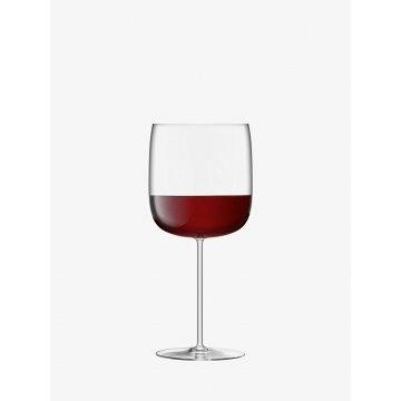 Sklenice na víno Borough, 660 ml, čirá, set 4 ks - LSA International