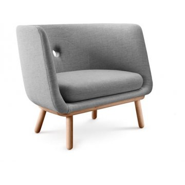 Židle PHANTOM, dub kouřový - Eva Solo