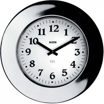 67864 alessi nastenne hodiny momento designove nastenne hodiny