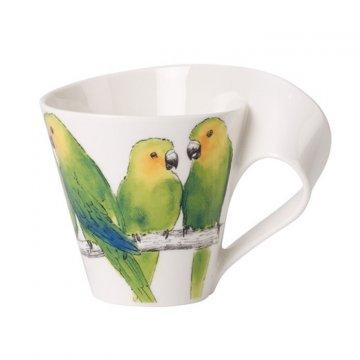 Hrnek s motivem papouška, 0.3 l, kolekce NewWave Caffé Villeroy & Boch 1
