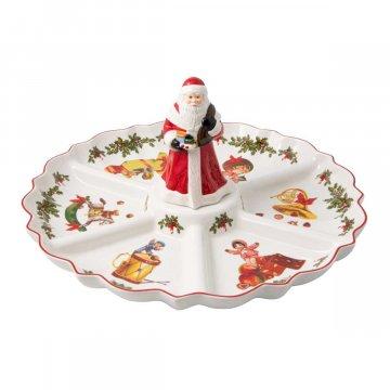 Dělený vánoční talíř, průměr 38 cm, kolekce Toy's Fantasy Villeroy & Boch 1