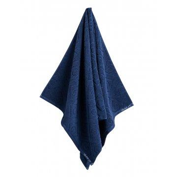 Ručník Organic G Towel 70x140cm Yankee Blue - GANT