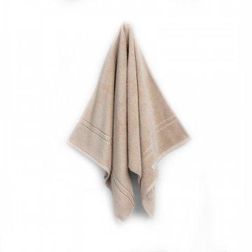 Ručník ORGANIC PREMIUM TOWEL 70x140 cm Dry Sand - GANT
