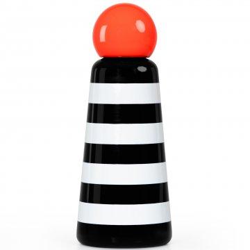 2276 5 termo flasa lund london skittle bottle original 500ml stripes coral