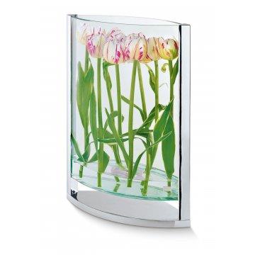 Skleněná váza Decade 2 velikosti - Philippi