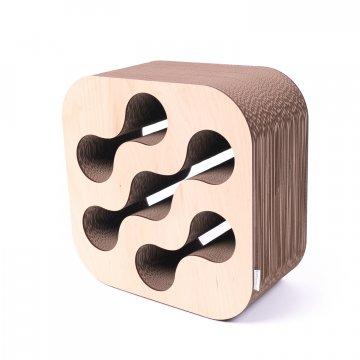 Kartoons Cardboard wine rack nature 1500x1500y