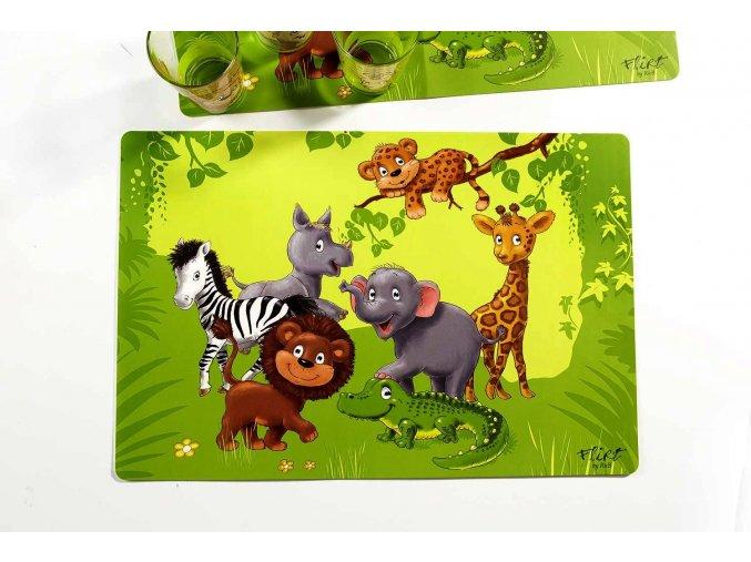 Prostírání zvířata džungle - Ritzenhoff & Beker