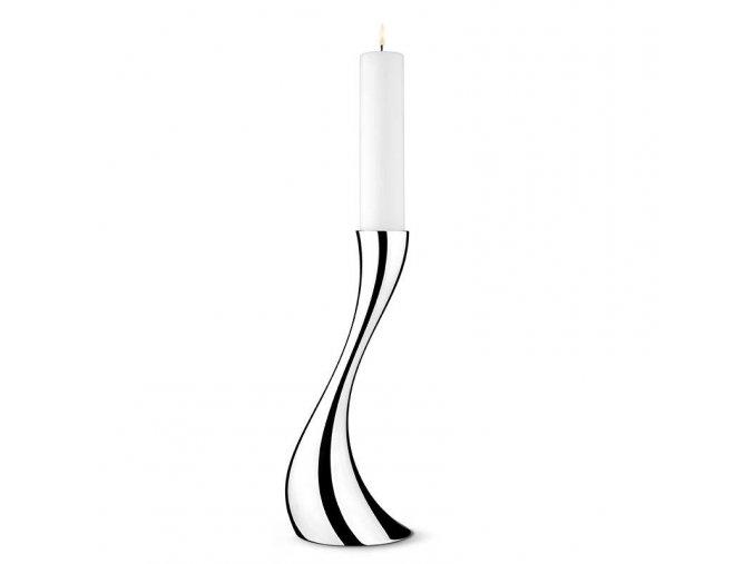 Podlahový svícen Cobra 40 cm  - Georg Jensen