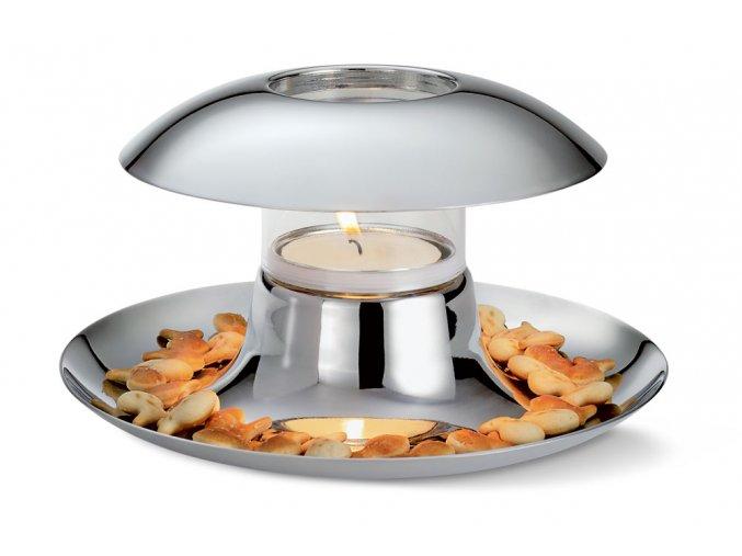 Designová mísa se svíčkou CALLAMPA - Philippi