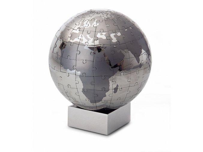 Puzzle GLOBUS 164 dílů + leštící sada zdarma - Philippi
