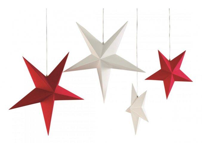 Vánoční hvězda 4 varianty - Philippi