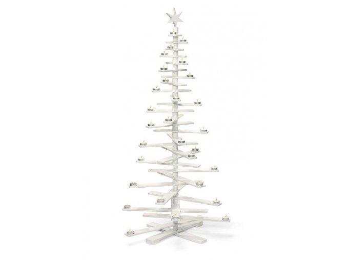 Vánoční stromeček Lucia bílý - Philippi