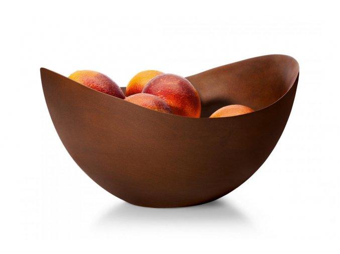 Mísa na ovoce Organic mangové dřevo - Philippi