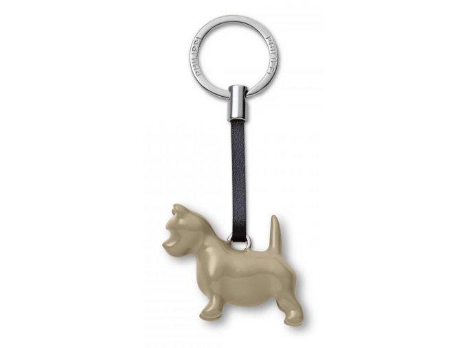 Přívěsek na klíče Teriér - Philippi