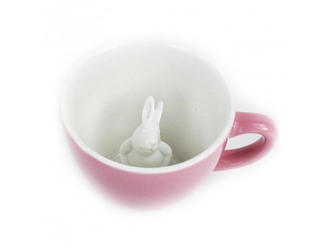 CreatureCup AngleView Rabbit 1500
